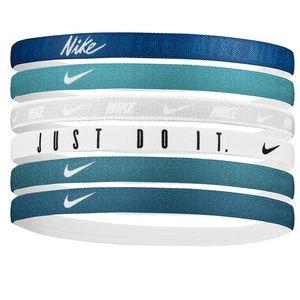 Nike Stretch Headbands / Hairbands 6 Pack